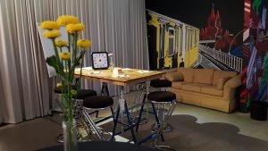 kreativ in Frankfurts Eventlocation No1